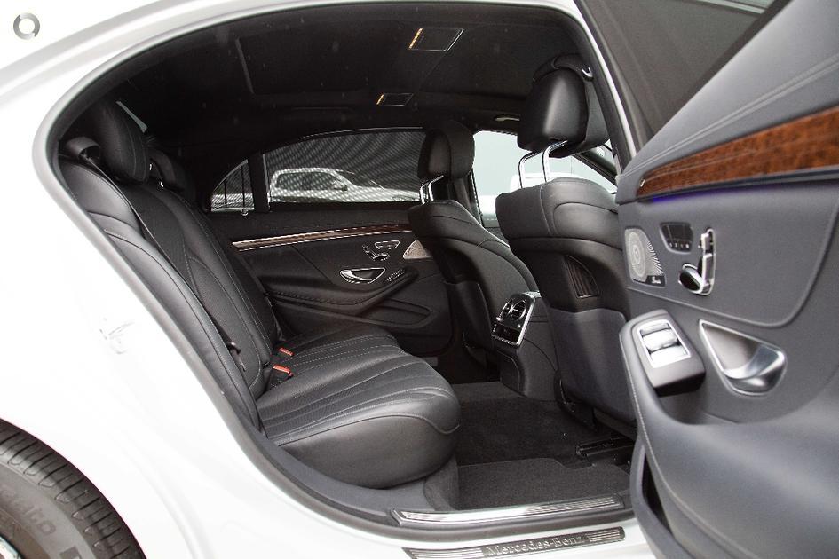 2015 Mercedes-Benz S 350 BLUETEC Sedan