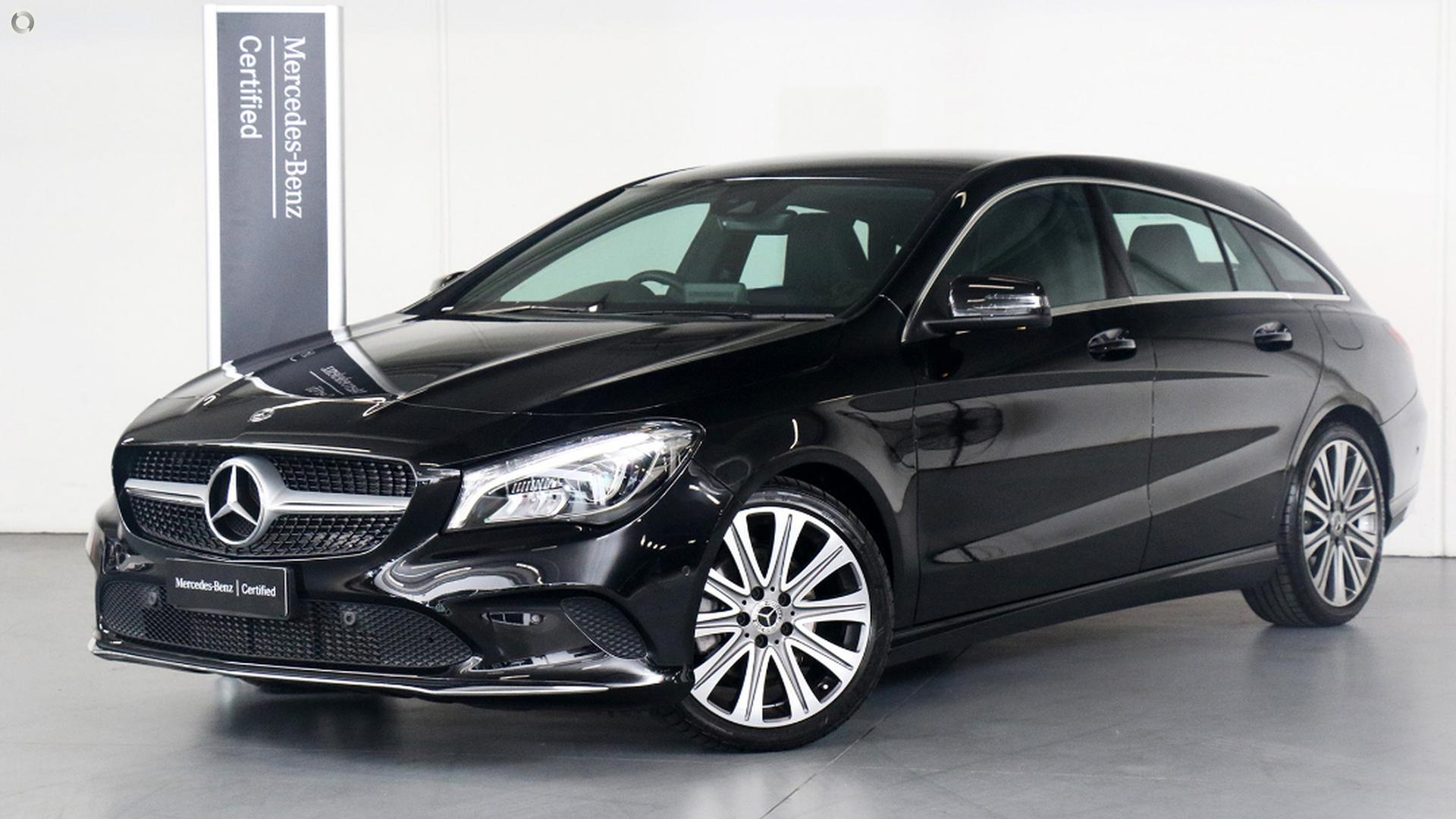 2018 Mercedes-Benz CLA-CLASS Shooting Brake