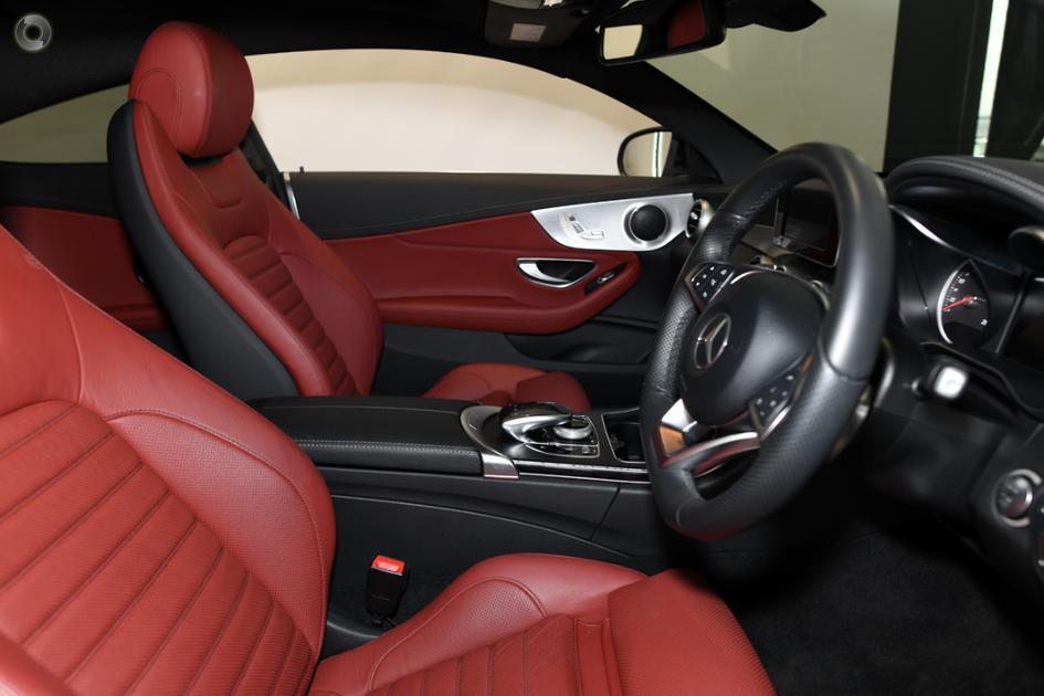 2016 Mercedes-Benz C 250 Coupe