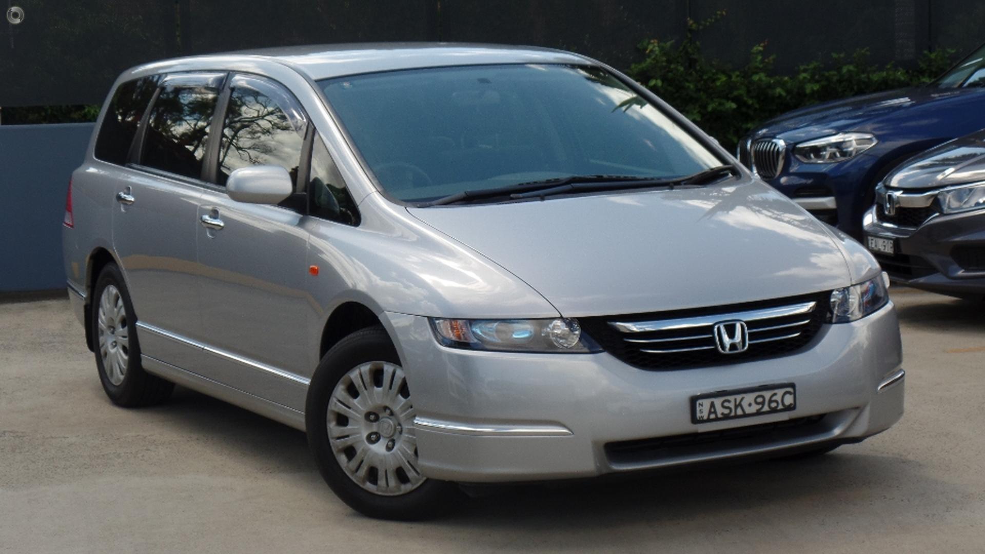 2004 Honda Odyssey 3rd Gen