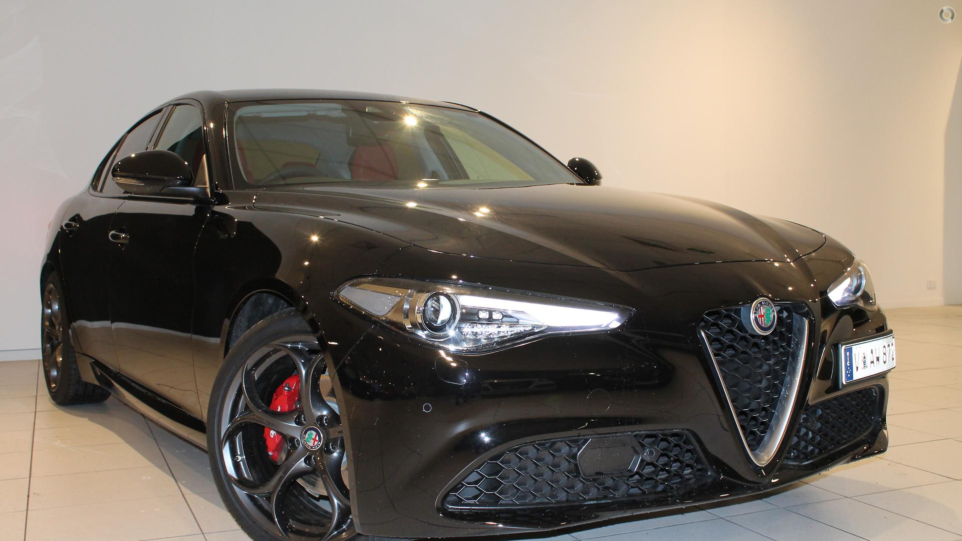 2019 Alfa Romeo Giulia Super (No Series)