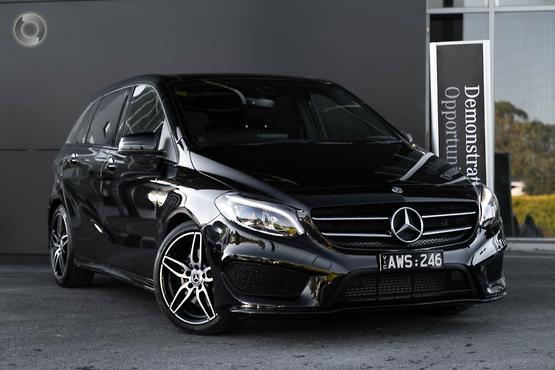 2018 Mercedes-Benz B 250