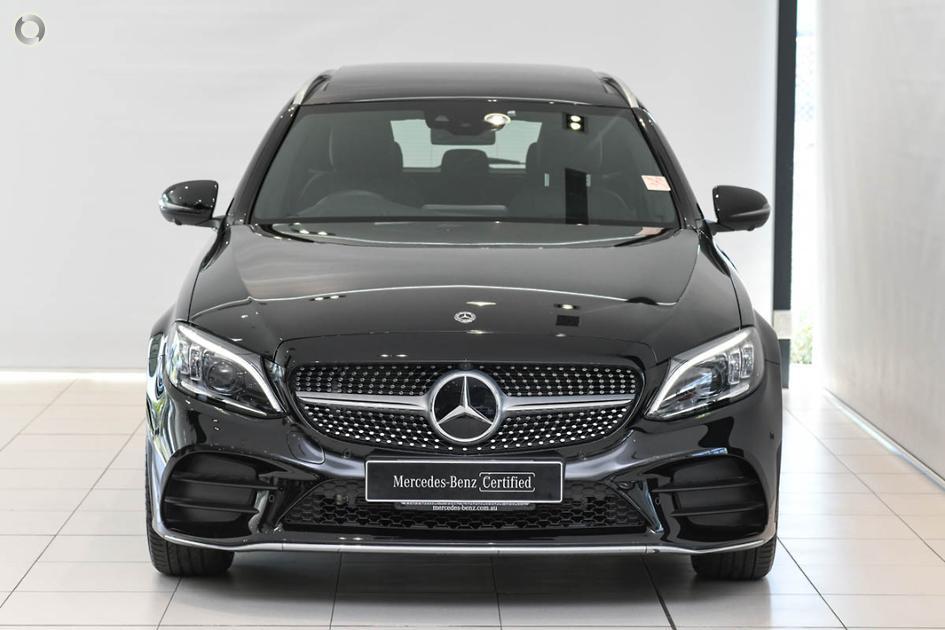 2018 Mercedes-Benz C 200 Estate