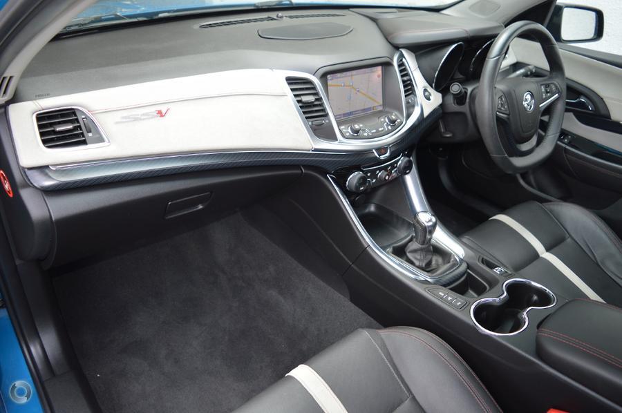2014 Holden Ute SS V Redline VF