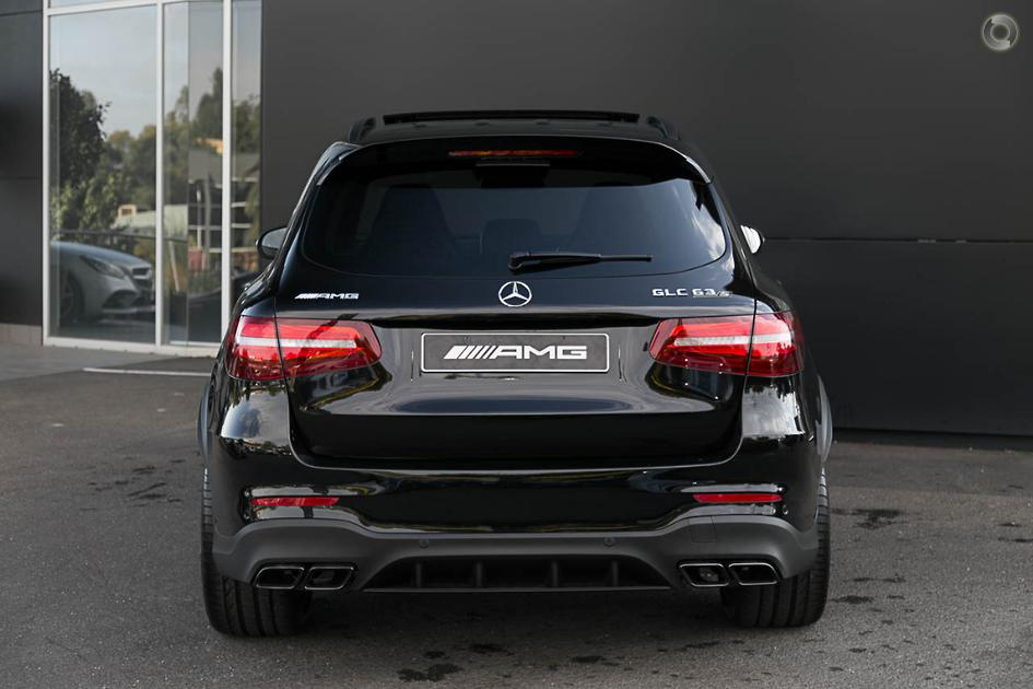 2018 Mercedes-Benz GLC 63 Wagon