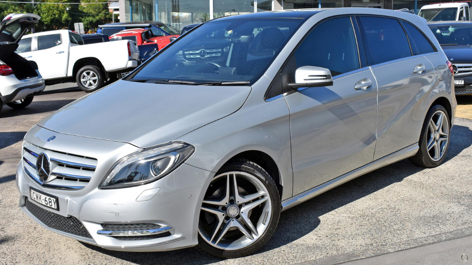 2014 Mercedes-Benz B 200 CDI Hatch
