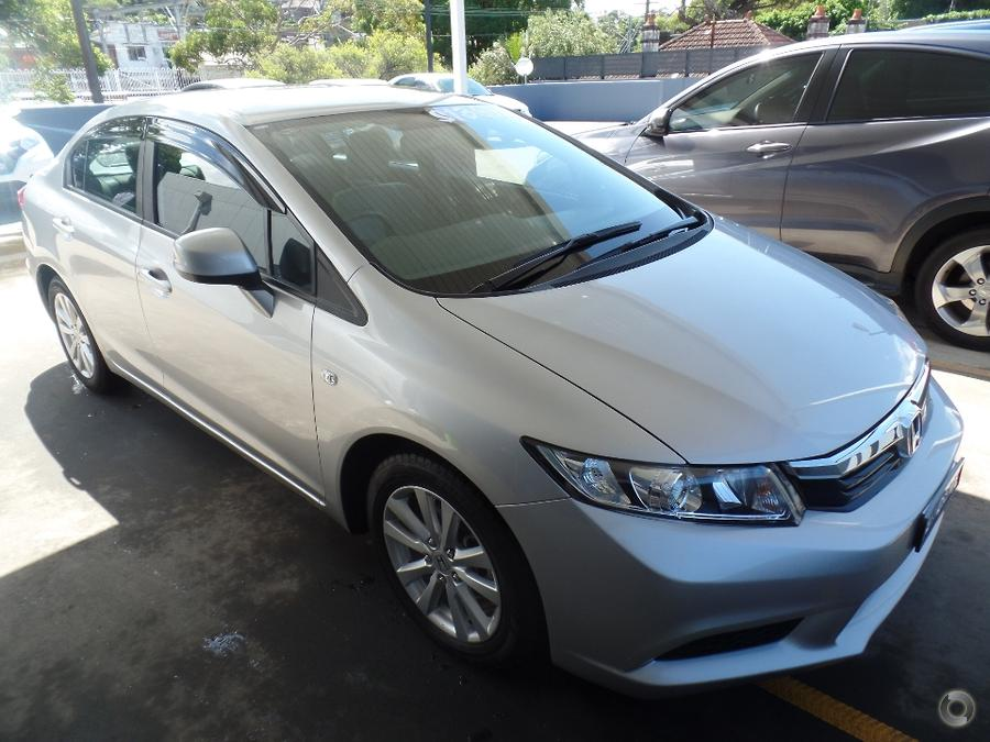 2012 Honda Civic VTi-L 9th Gen Ser II