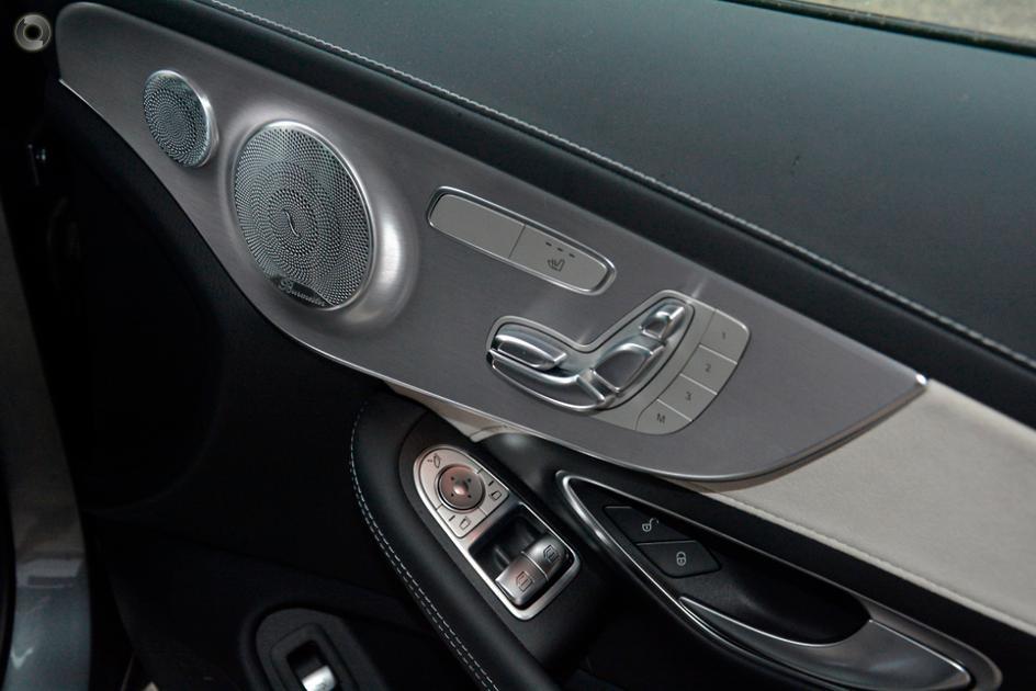 2018 Mercedes-Benz C 63 Coupe