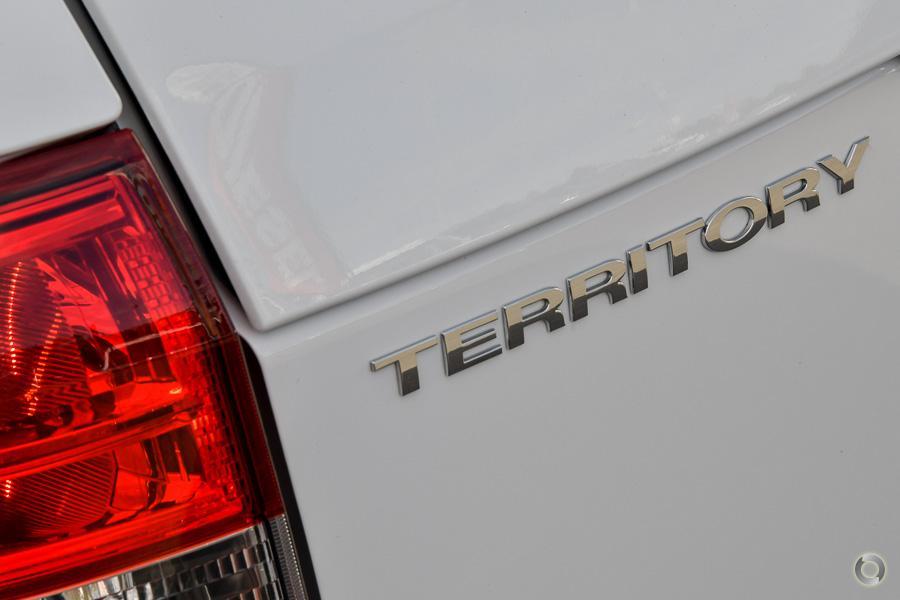 2015 Ford Territory Titanium SZ MkII