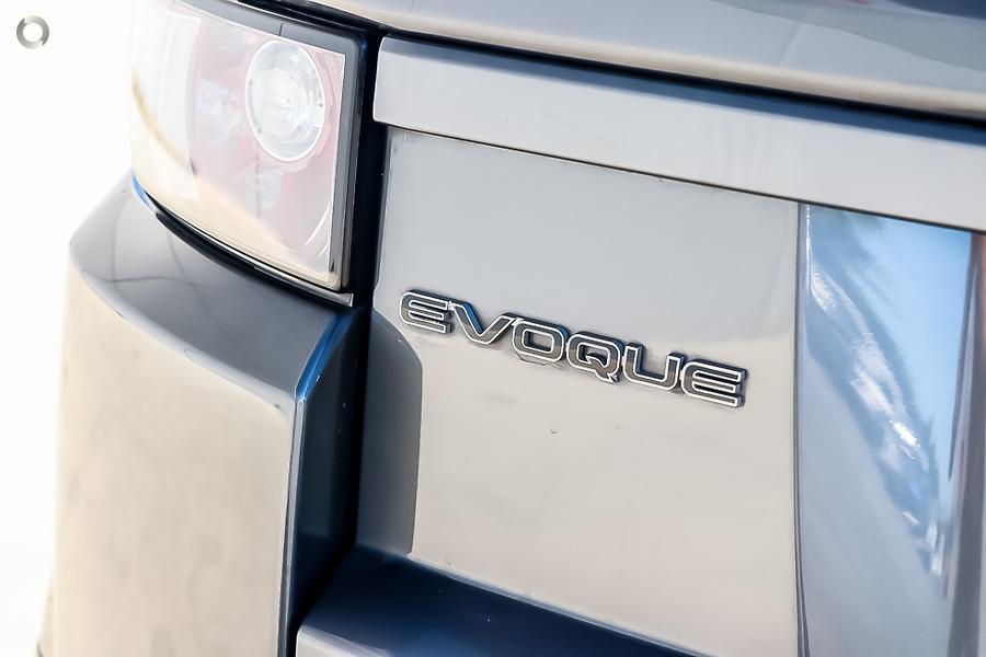 2014 Land Rover Range Rover Evoque TD4 Pure Tech L538