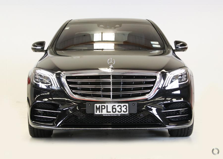 2020 Mercedes-Benz S 350 Sedan