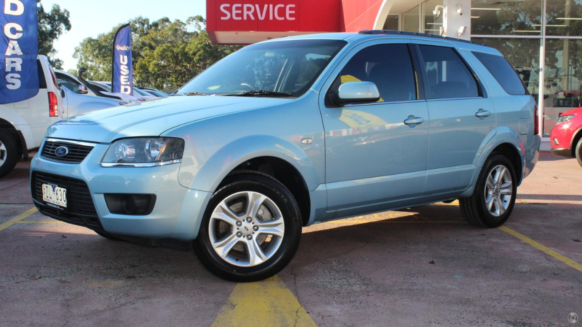 2010 Ford Territory SY MKII