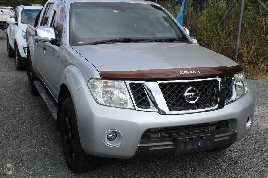 2013 Nissan Navara ST-X 550