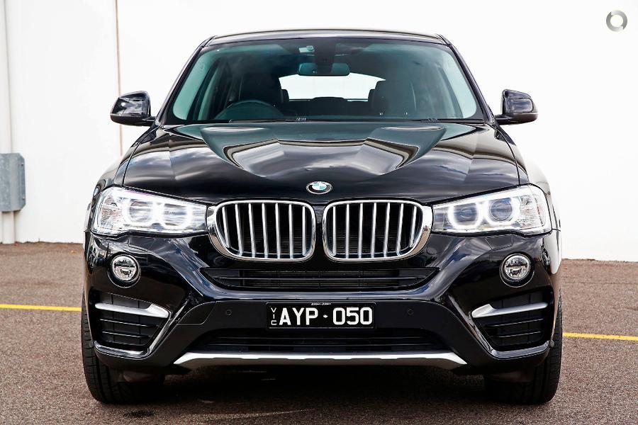2016 BMW X4 xDrive20d F26