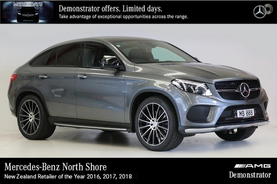 2019 Mercedes-AMG GLE 43 Coupe