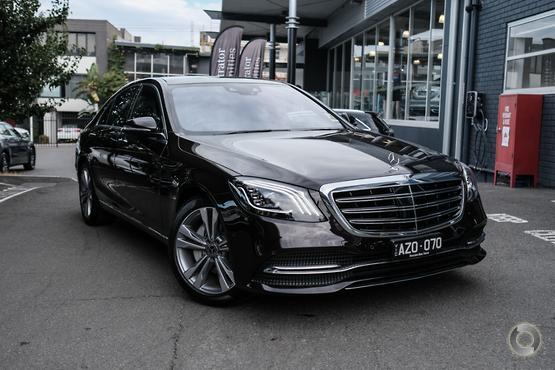 2018 Mercedes-Benz <br>S 350