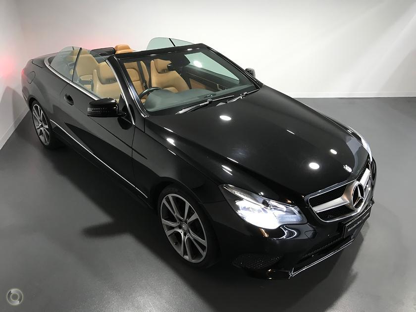 2013 Mercedes-Benz E 200 Cabriolet