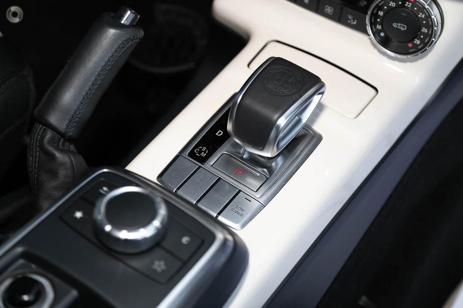 2015 Mercedes-Benz G 63 Wagon