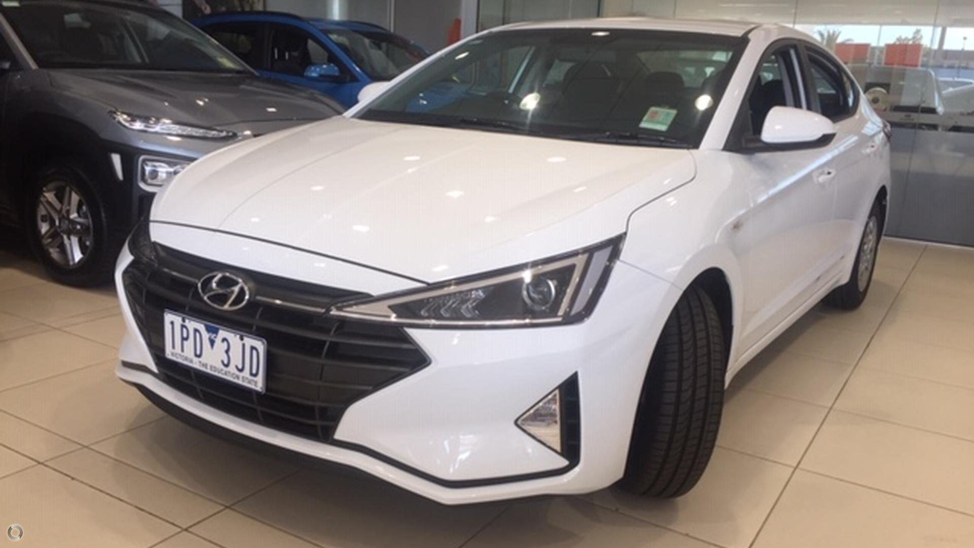 2018 Hyundai Elantra AD.2