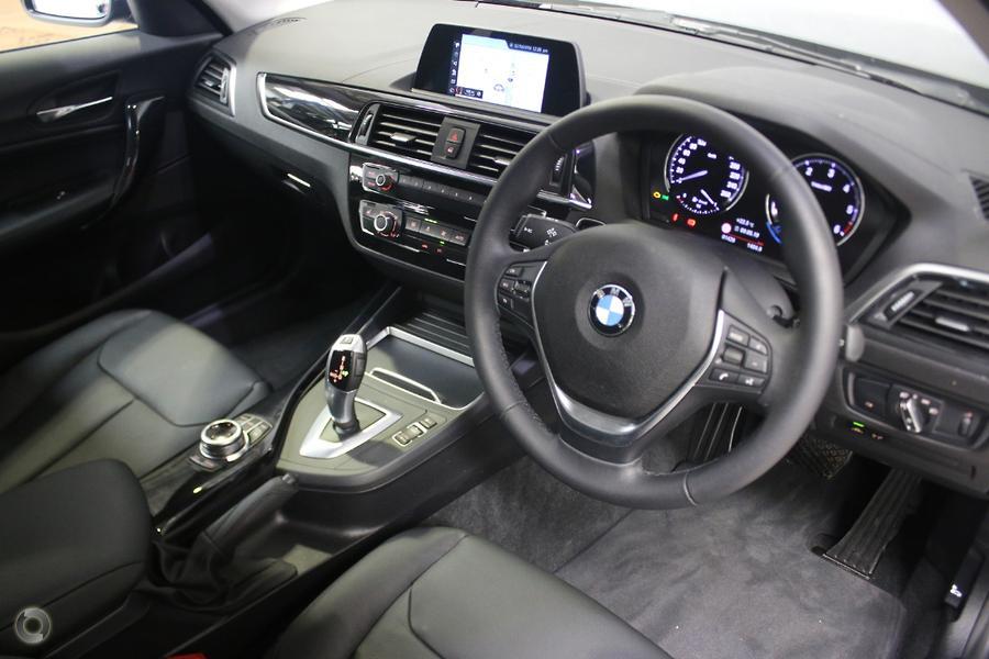 2018 BMW 118d Urban Line