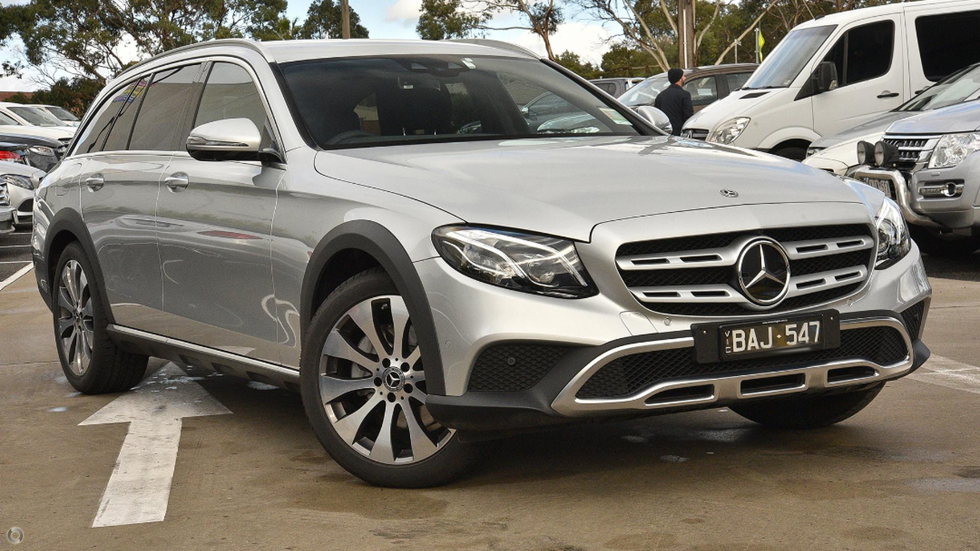 2018 Mercedes-Benz E 220 D All-terrain