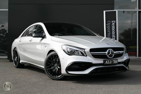 2018 Mercedes-Benz <br>CLA 45