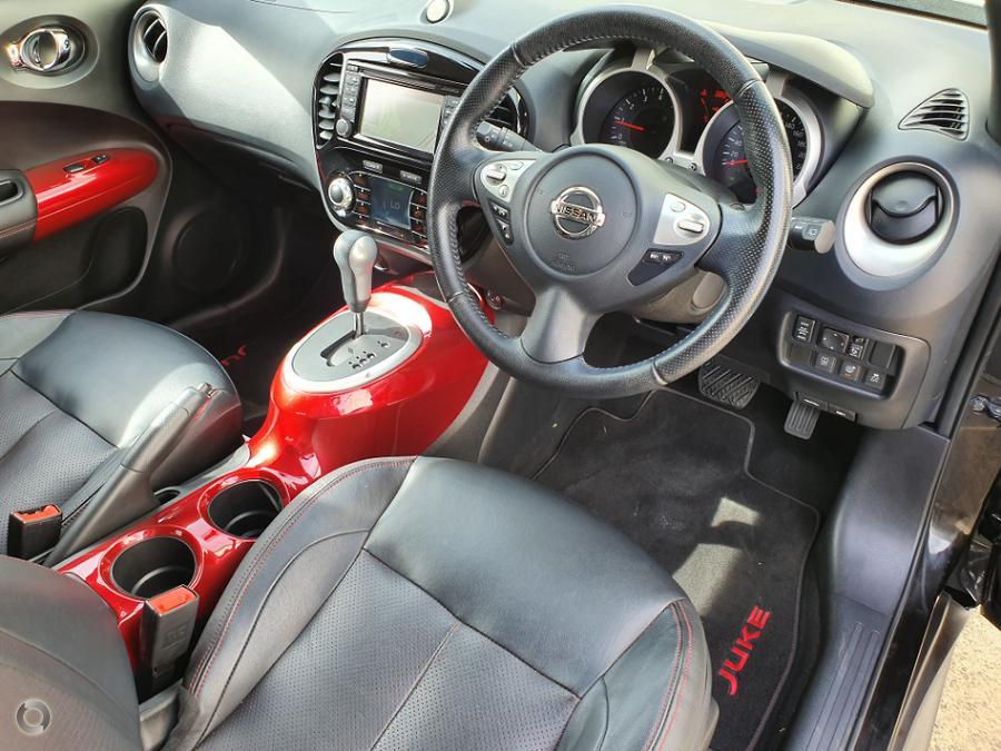 2017 Nissan JUKE Ti-S F15 Series 2