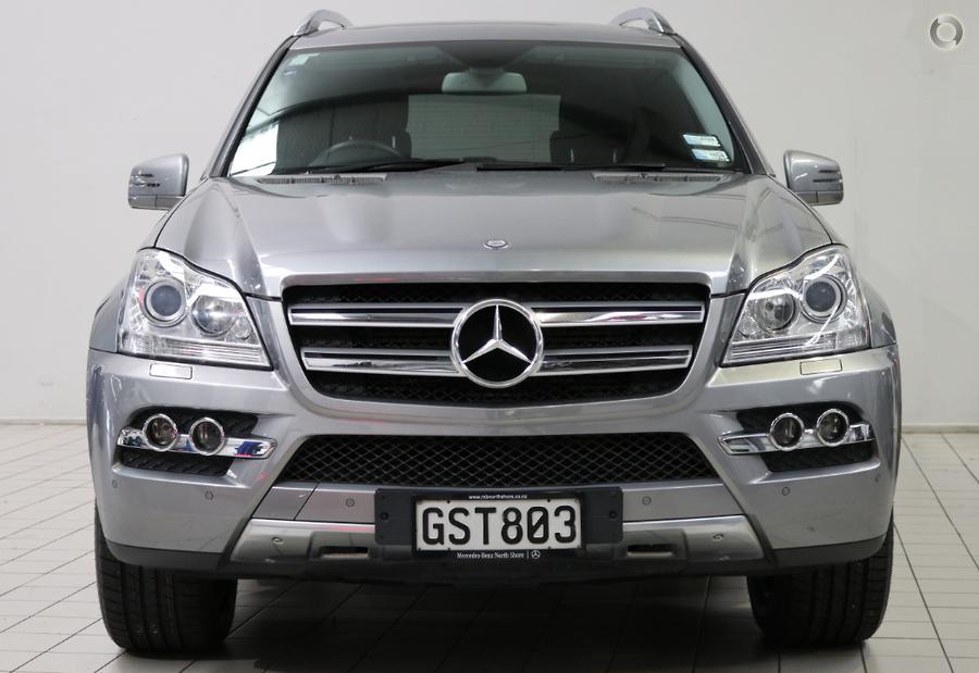 2011 Mercedes-Benz GL 350 CDI Wagon