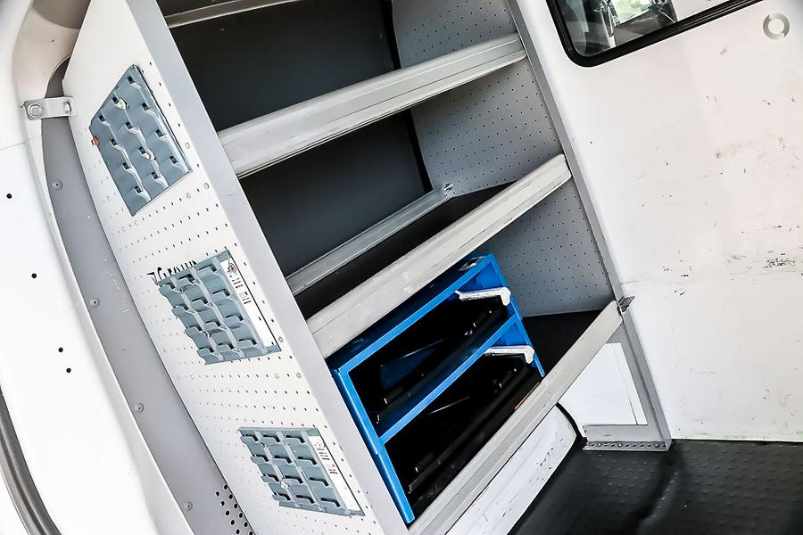 2013 Volkswagen Transporter TDI340 T5