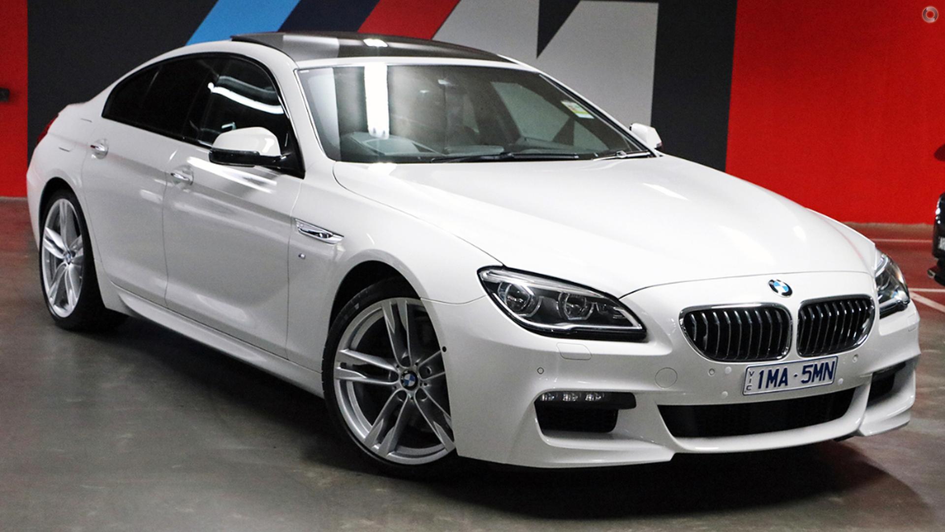 2017 BMW 640i