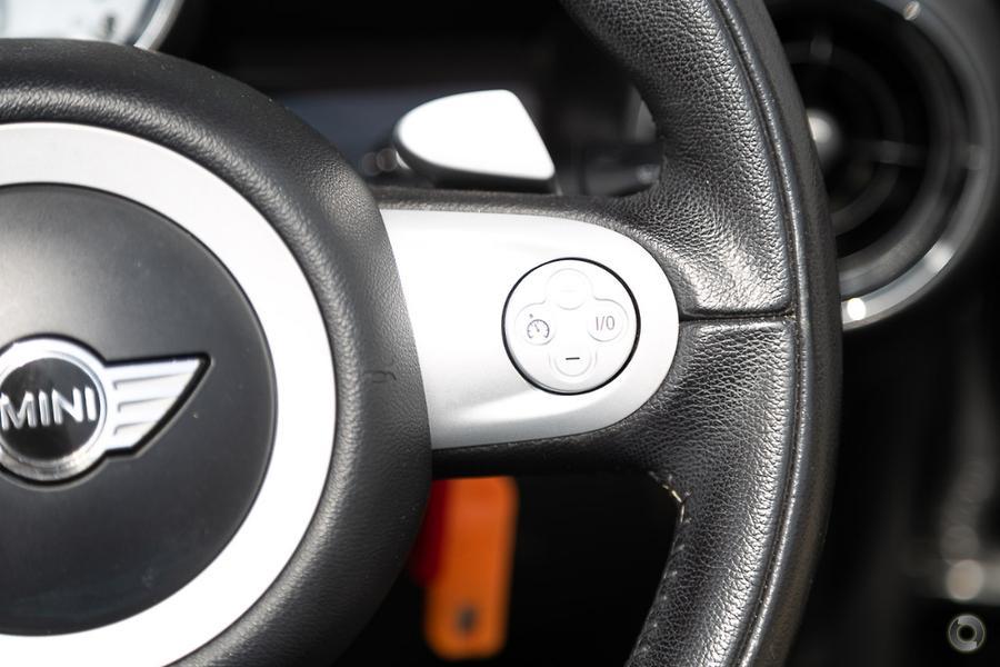 2010 MINI Cabrio Cooper S