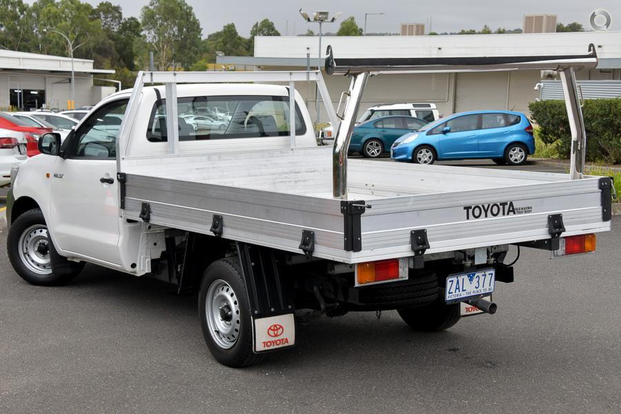 2012 Toyota Hilux Workmate TGN16R