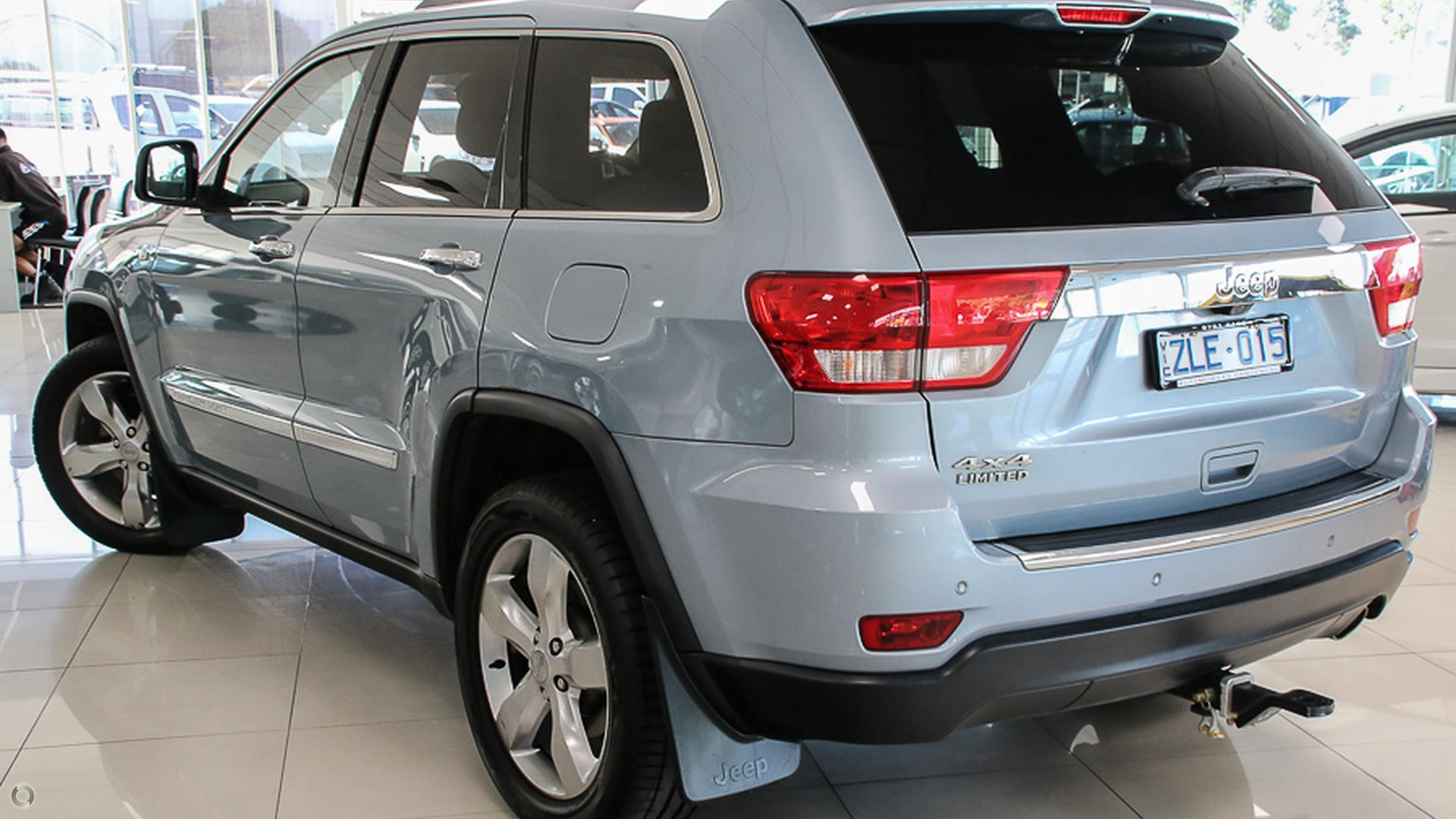2012 Jeep Grand Cherokee Limited WK