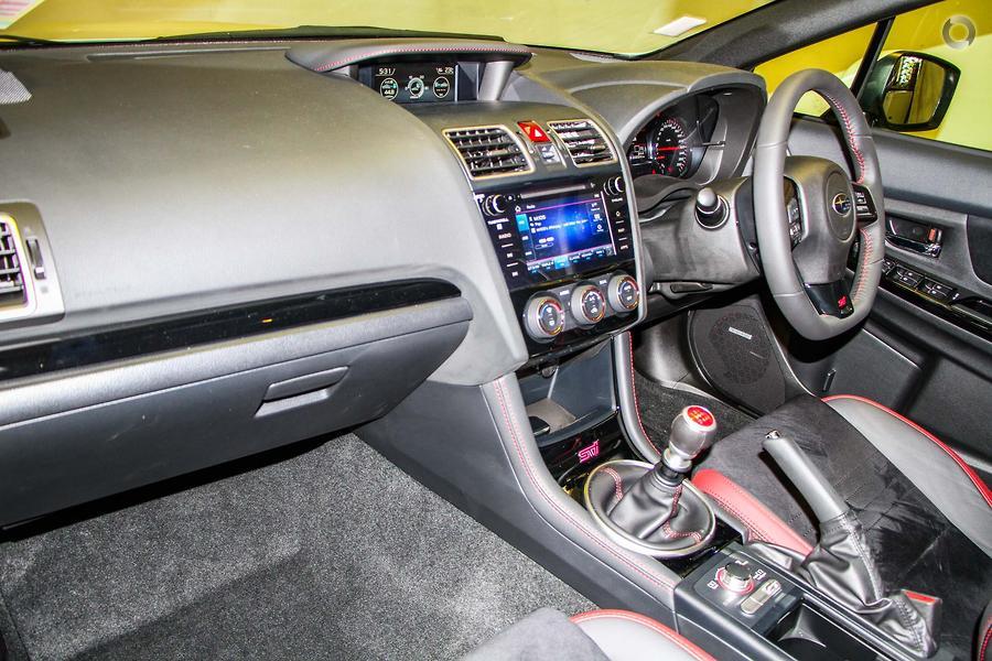 2018 Subaru Wrx STI V1