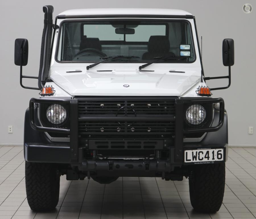 2018 Mercedes-Benz G 300 Cab Chassis