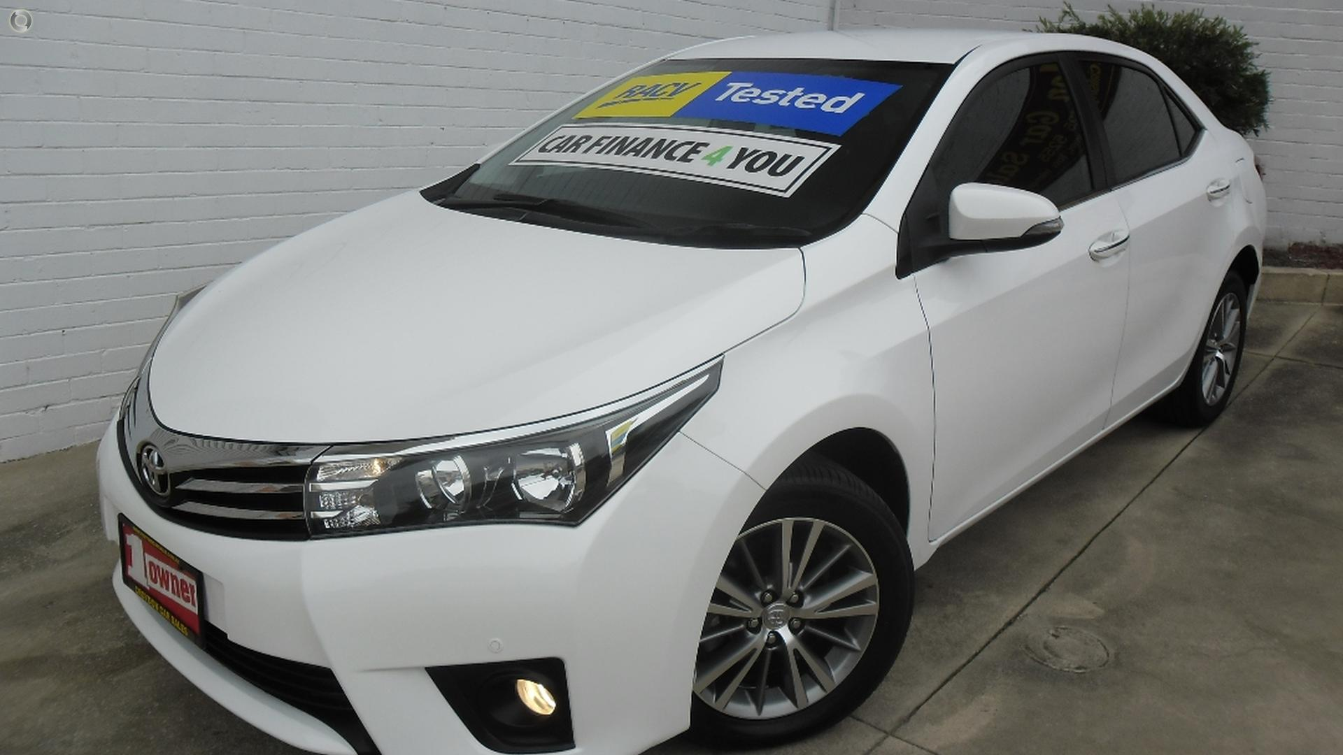 2015 Toyota Corolla ZRE172R