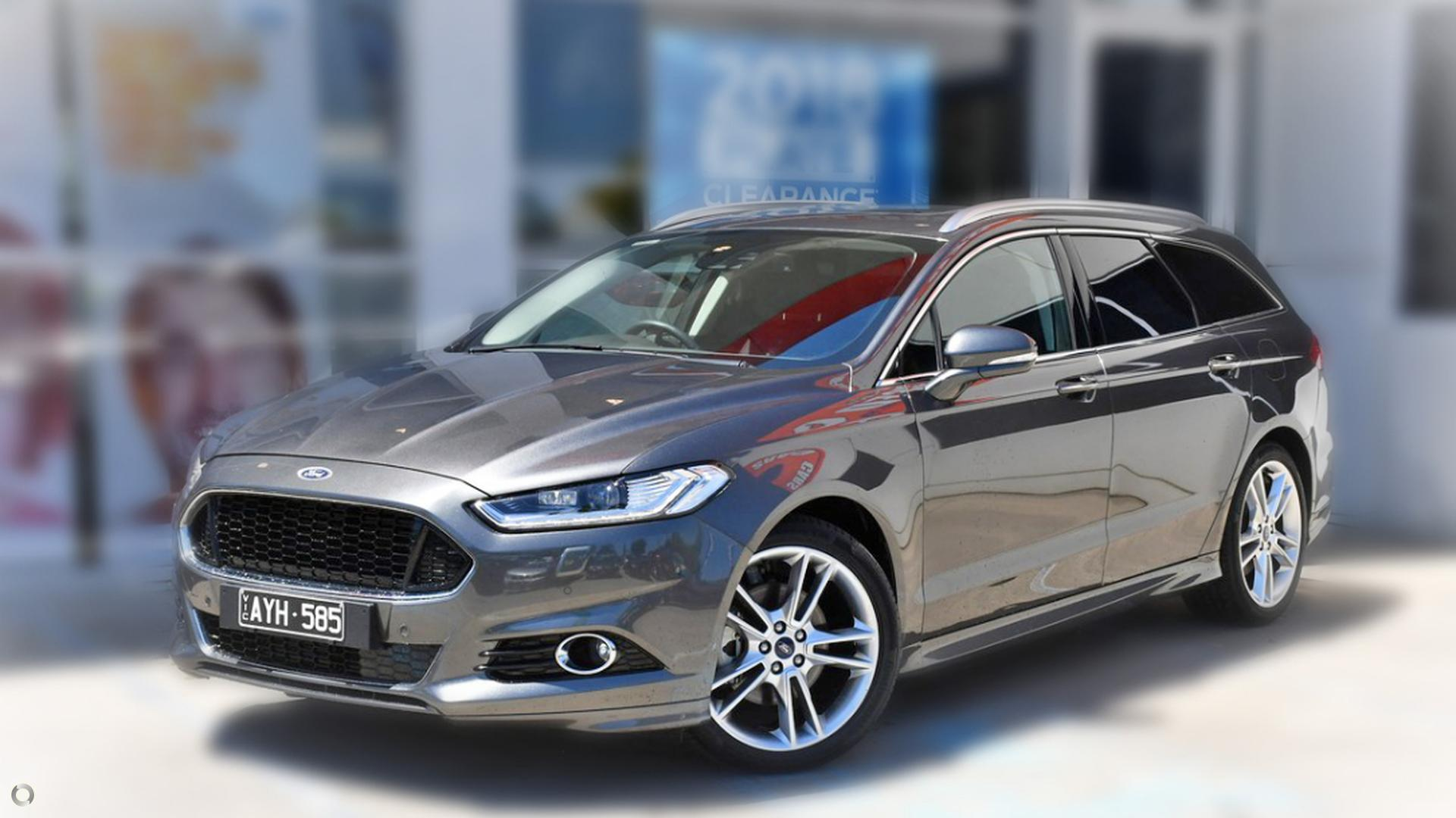 2017 Ford Mondeo Titanium Md Hfh Auto Group