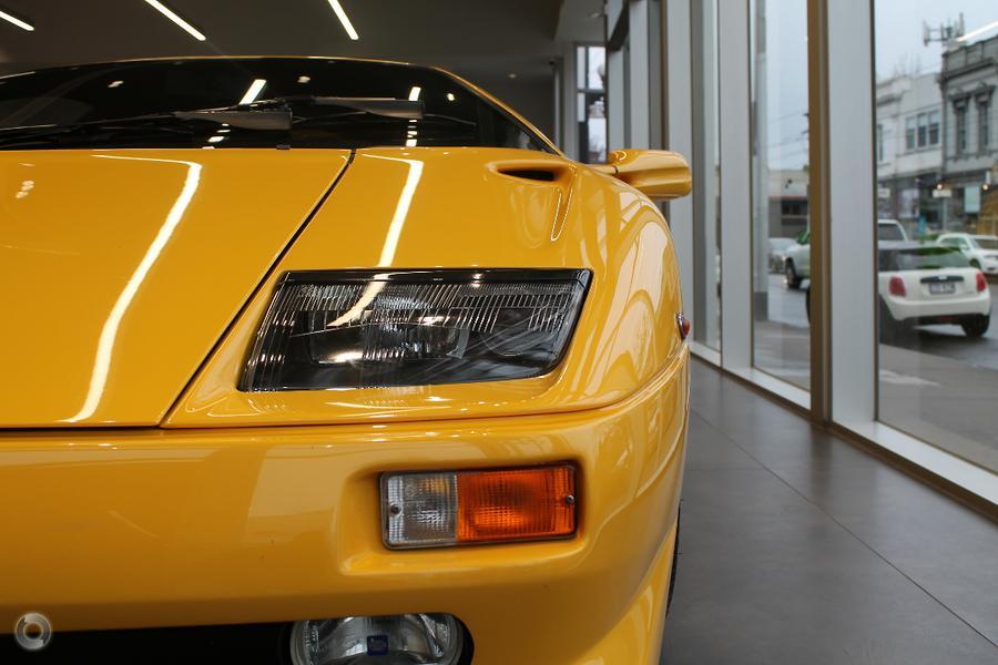 1999 Lamborghini Diablo Sv No Series Zagame Automotive