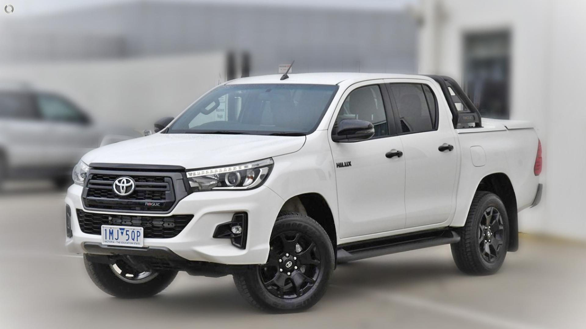 Vehicle Stock - Pakenham Toyota