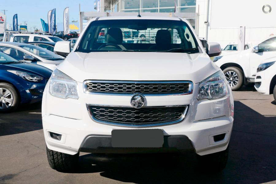 2014 Holden Colorado LS RG
