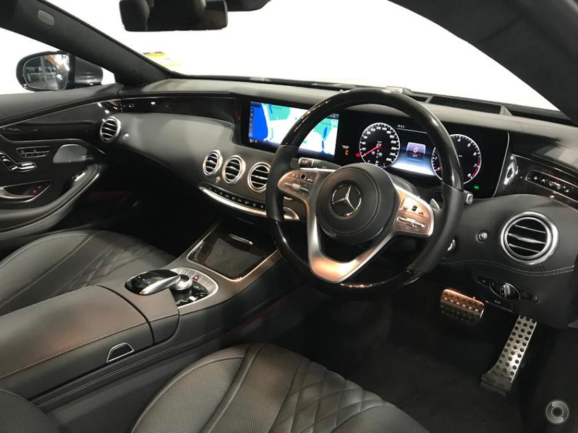 2018 Mercedes-Benz S 560 Coupe