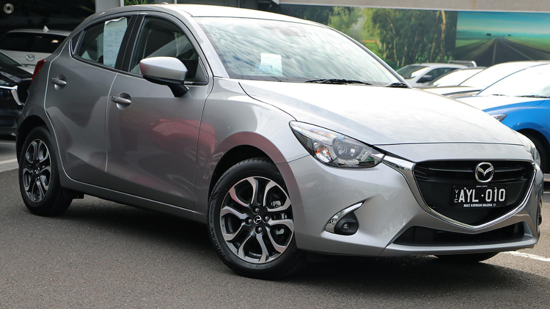2018 Mazda 2 DJ Series