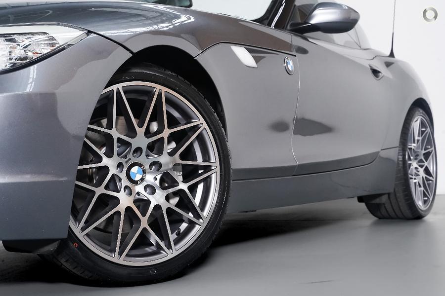 2011 BMW Z4 sDrive35i E89