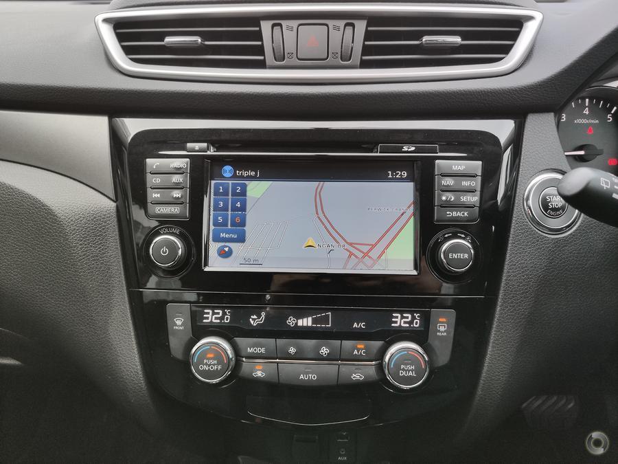 2016 Nissan X-TRAIL ST-L