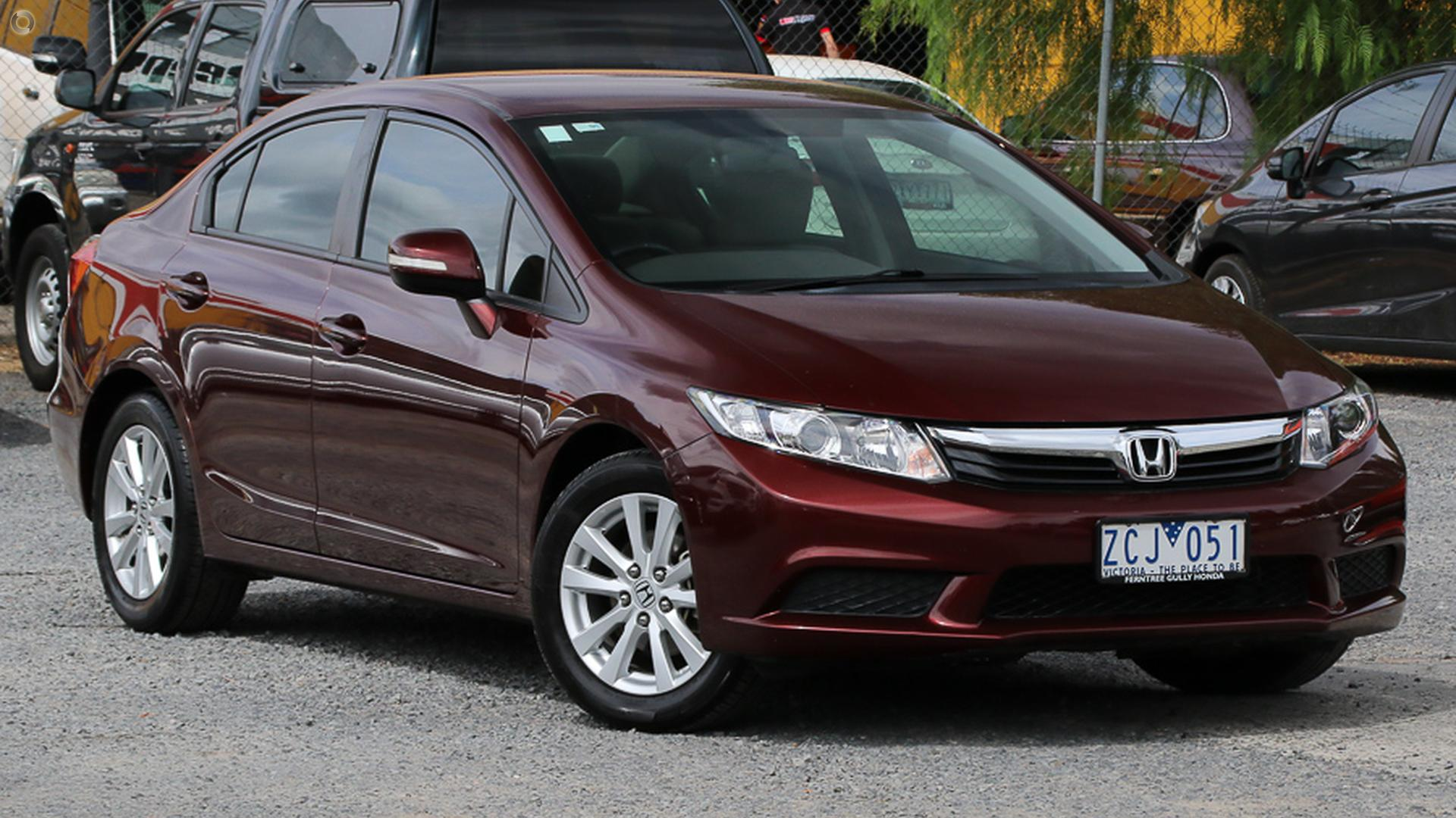2012 Honda Civic 9th Gen