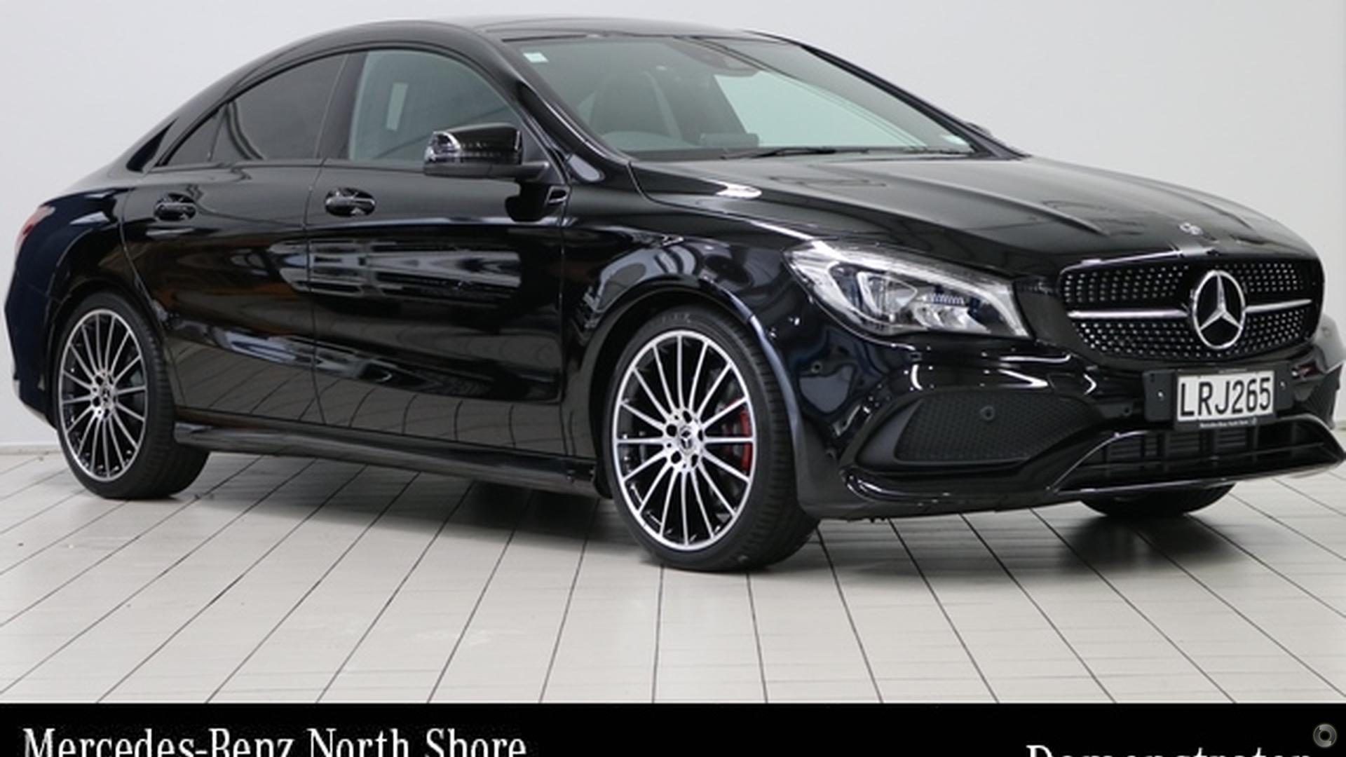 2018 Mercedes-Benz CLA 250 Coupe