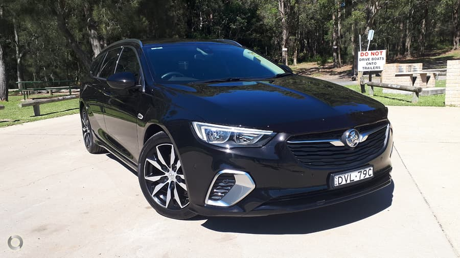 2017 Holden Commodore RS ZB
