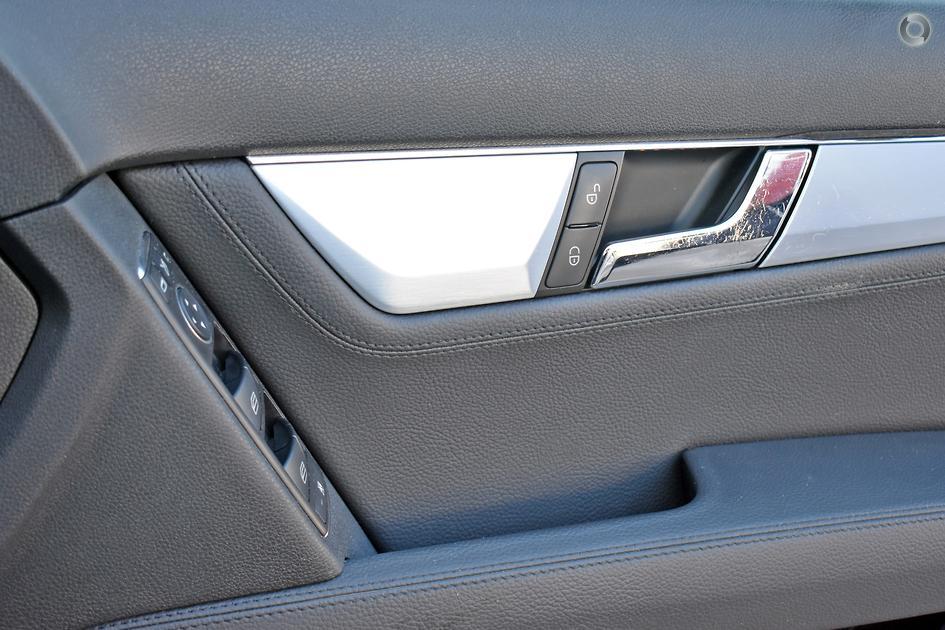 2010 Mercedes-Benz C 250 CGI Sedan