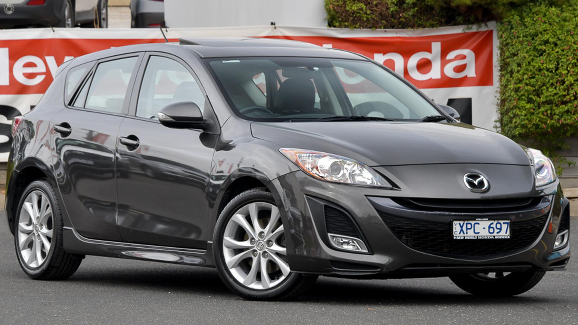 2010 Mazda 3 SP25 BL Series 1
