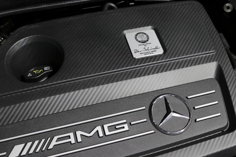 2019 Mercedes-AMG CLA 45 Coupe